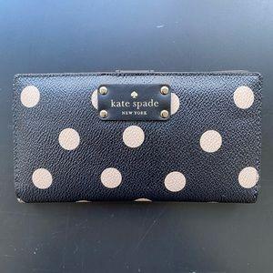 Kate Spade Slim Bi-fold Wallet